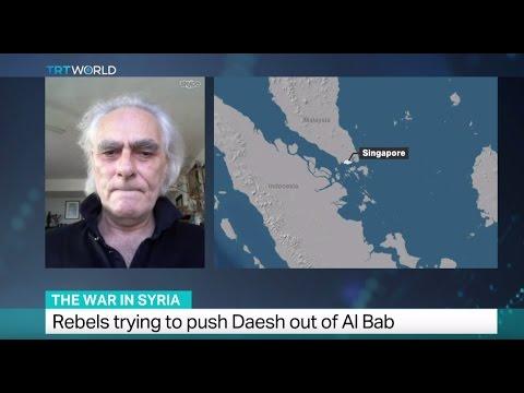 James Dorsey on Syria's Al-Bab and the Geneva talks