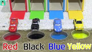 100 Cars Toys Learning Videos for Kids  Learn Colors with Tayo Little Bus Cartoon   MariAndToys