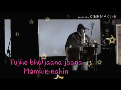 Tu yaad na aaye  ..lyrics song in Hindi...himesh.