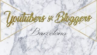 Trailer 6º Encuentro Youtubers y Bloggers Barcelona