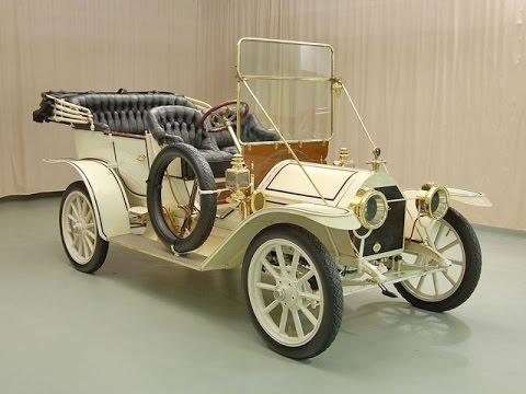 CLASSIC CARS 1900-1925