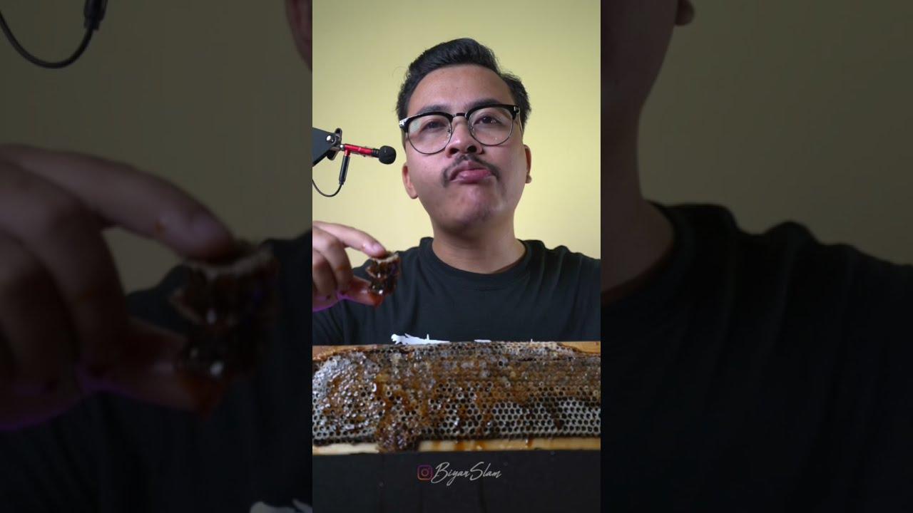 Honeycomb ASMR Madukarta | Panen Madu Murni
