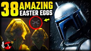 38 AMAZING Details You Missed - Star Wars The Bad Batch Episode 13 Easter Eggs