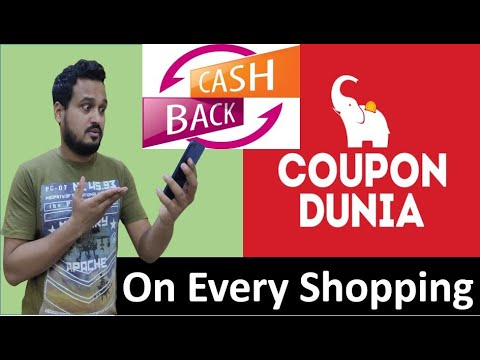 Huge Cash Back on Every Shopping | India's Best Coupon & Discount App | Online Shopping Coupon App