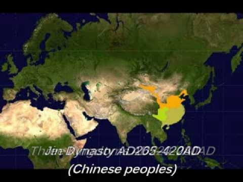 Han Chinese Dynasty VS Altai Dynasty