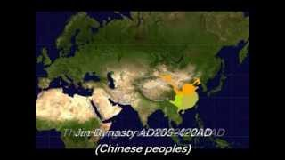 Chinese Dynasty VS Altai Dynasty