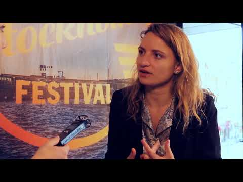 """The interview - Léa Mysius, director of """"Ava"""" at Stockholm Film Festival"""