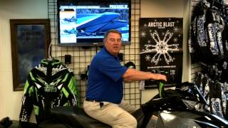 2013 Arctic Cat XF 1100 Turbo Sno Pro Ltd