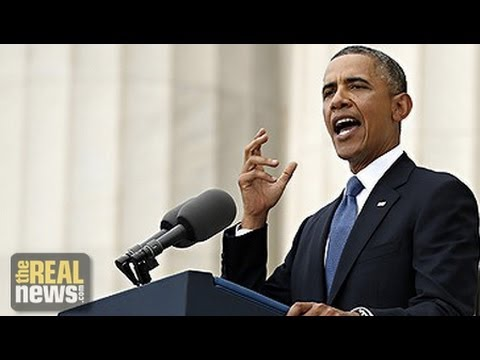 Obama's March on Washington Speech Lacked Structural Analysis