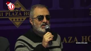 Фото «Сдача земель будет равна потере Армении». Алек Енигомшян