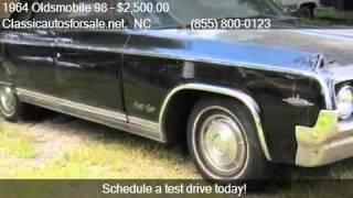 1964 Oldsmobile 98  for sale in , NC 27603 at Classicautosfo #VNclassics
