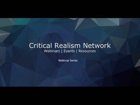 Critical Realism & the Generative Structuralism of Bourdieu - Professor Frederic Vandenberghe