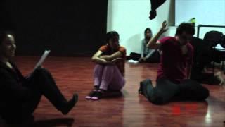 Teatro Ensayo de la CCE prepara dos obras Popol Vuh y los Cuadernos de la Tierra