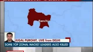 15 Maoists killed in encounter with CRPF in Jharkhand jungle-2