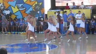 UCLA Dance Team at Venice Beach