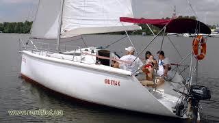 Аренда яхты Богема | Киев до 7 гостей | Комфорт-класс
