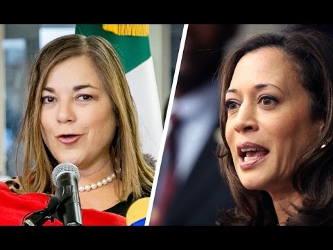 "California's ""Jungle Primary"" Sets Up Democrat-Only Senate Race"