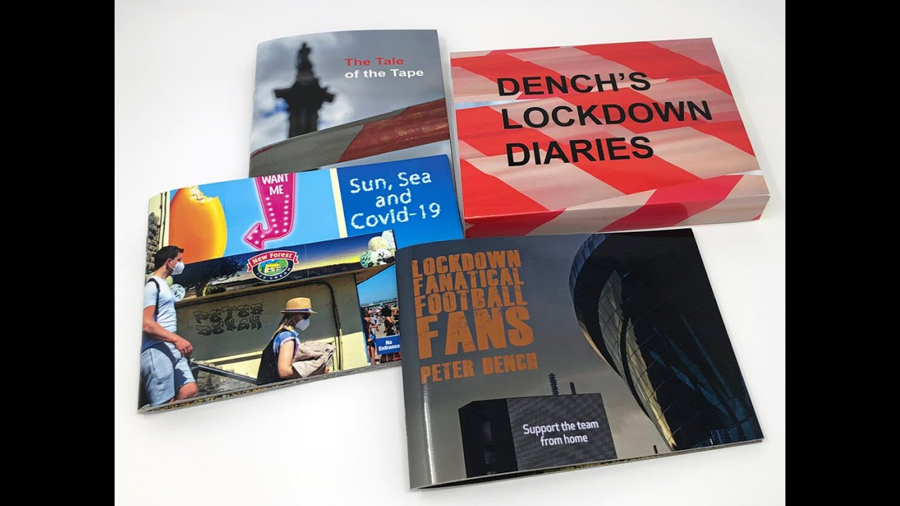 CAMERA book review: Dench's Lockdown Diaries by Peter Dench