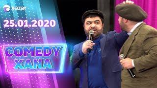 Comedyxana 15-ci Bölüm  25.01.2020