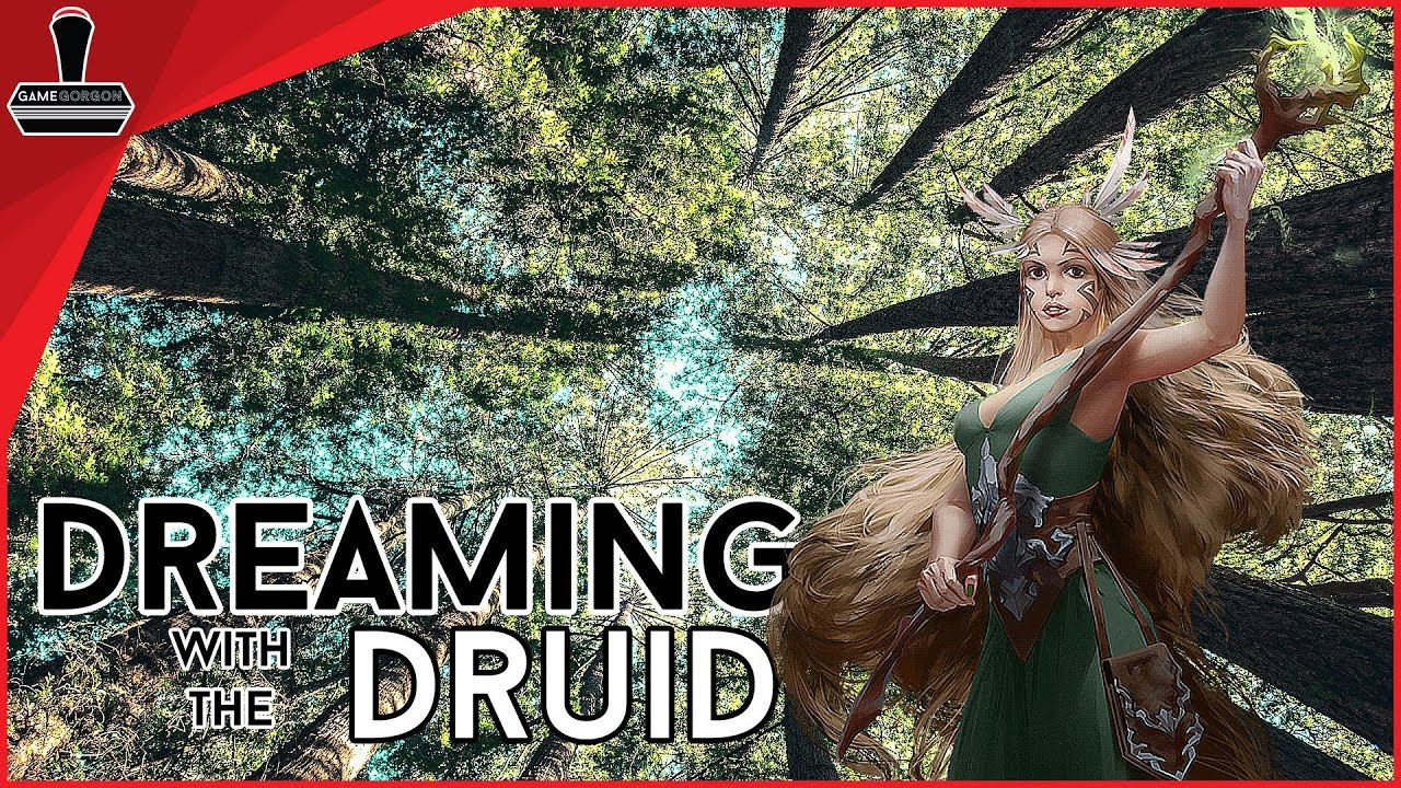 Pathfinder 2E Playtest, Dreaming with the Druid | GameGorgon