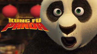 Po's Awesome New Action Figures | NEW KUNG FU PANDA