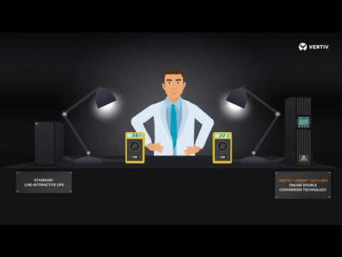 How Online UPS Technology Best Protects Critical IT Infrastructure