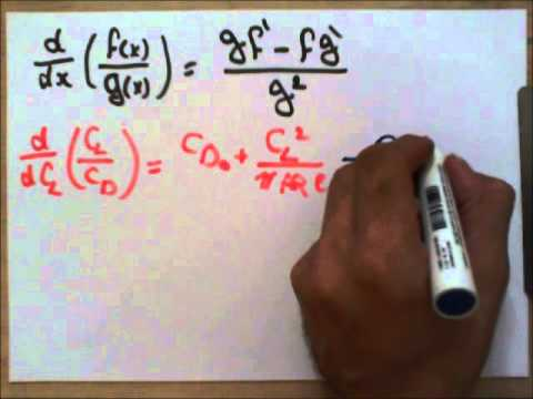 Aircraft Performance: Range - Solving Equations