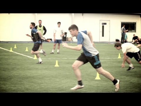 Raise your game | How to improve football endurance | Episode 2