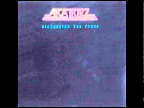 Alcatrazz - Disturbing the Peace [Full Album]