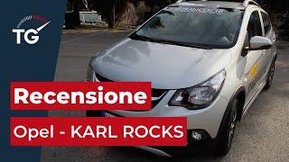 TG Trentino Motori HD | Puntata 7 Opel KARL ROCKS (ITA)