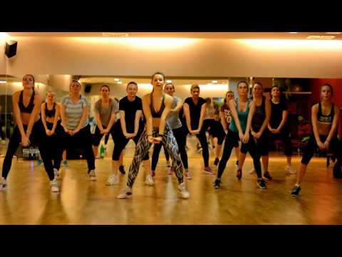 Lose Yourself - Major Lazer (Feat. RDX & Moska) Zumba choreography by Natalia Danielczak