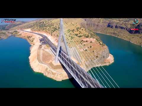 Nissibi Köprüsü - Türkiye' nin 3.Büyük Köprüsü - ADIYAMAN
