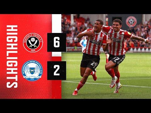 Sheffield Utd Peterborough Goals And Highlights