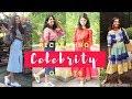 RECREATING CELEBRITY OUTFITS FOR LESS - Jahnvi Kapoor, Sonam etc | Taniya Arora @T'S CLOSET DIARIES
