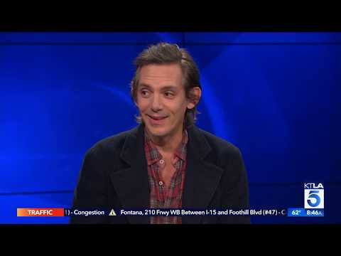 """Lukas Haas on New Movies """"First Man"""" & """"Widows"""""""