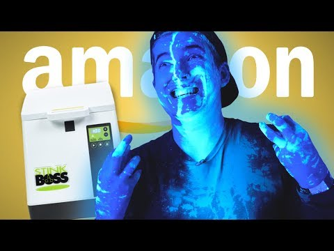INNOVATIVE INVISIBLE INK • AMAZON PRIME TIME