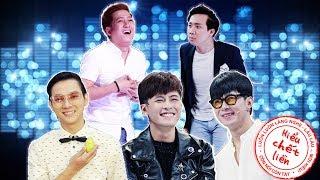 Trấn Thành - Trường Giang mệt tim với những THÁNH NGƠ đỉnh cao của showbiz Việt