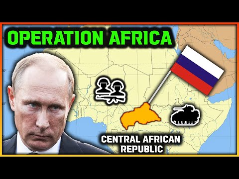 Why Russia Sent Soldiers to Central Africa