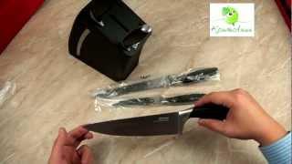 Обзор набора ножей Rondell Spalt RD-456