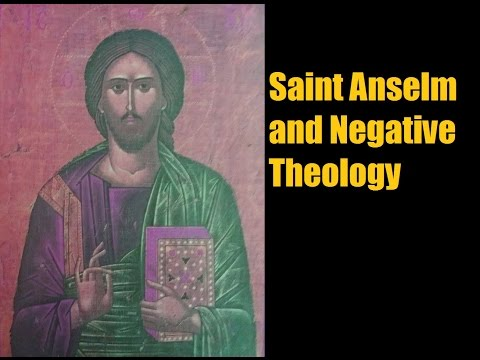 saint anselms image of god