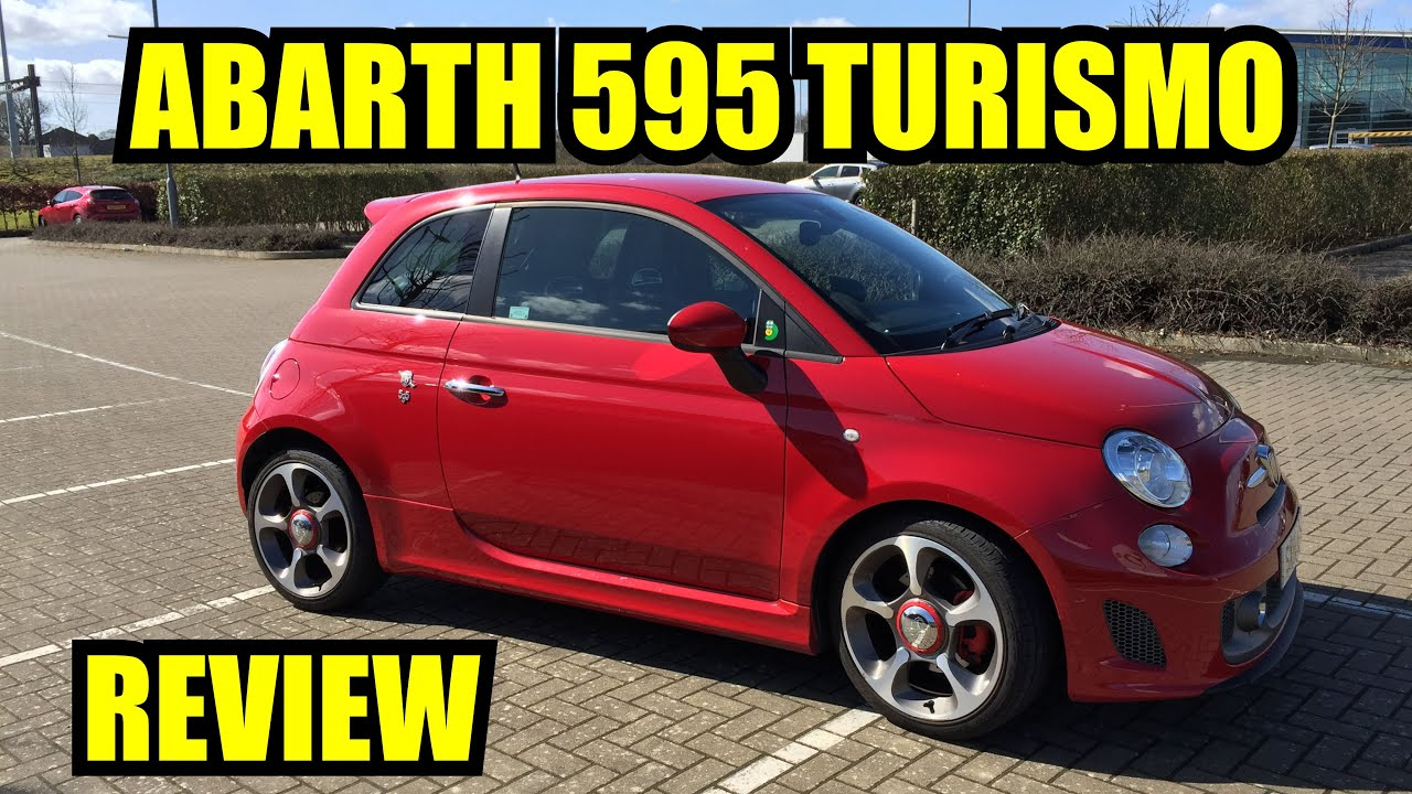 Abarth 595 Turismo REVIEW - YouTube