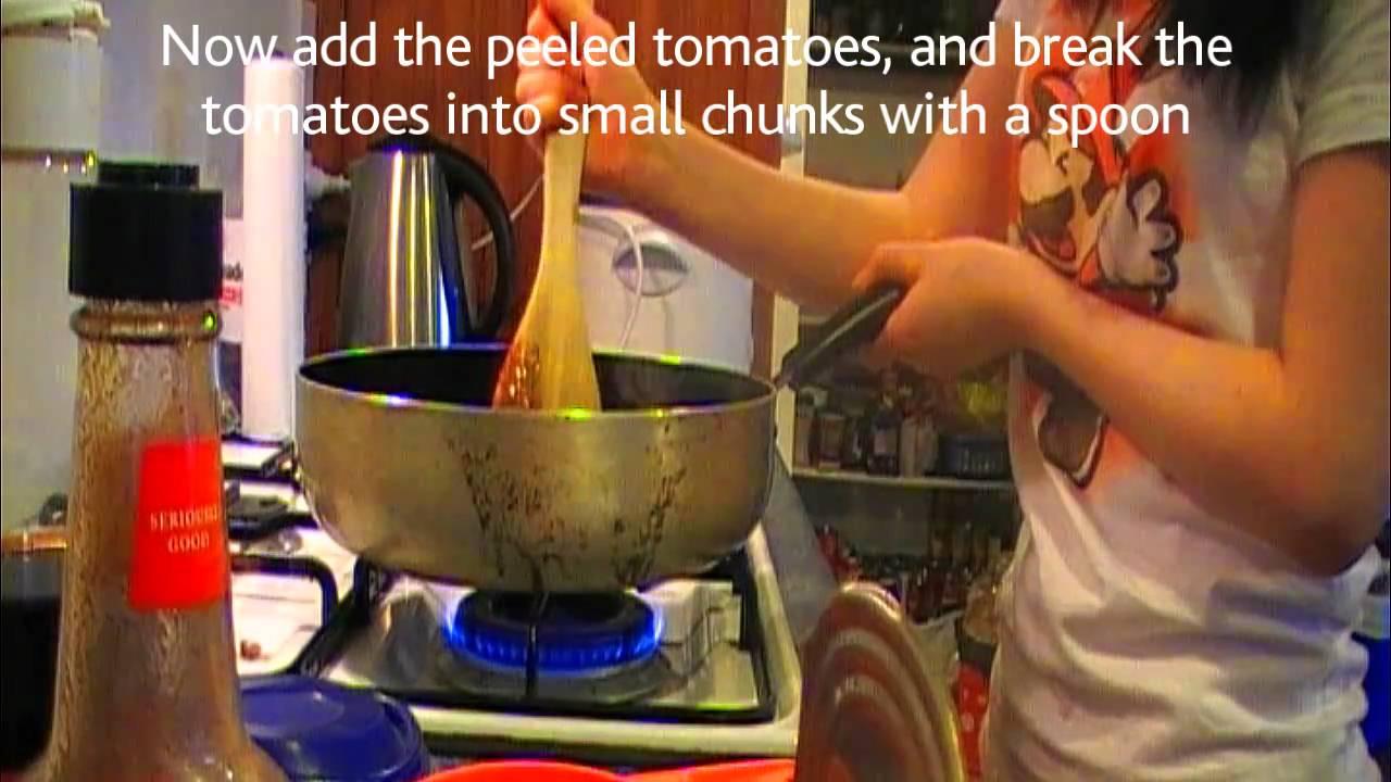 how to prepare savoury mince