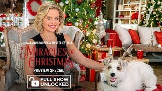 2018 Miracles of Christmas Preview Special - Hallmark Movies & Mysteries