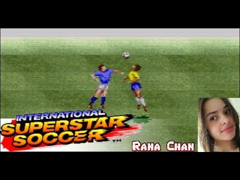 International Superstar Soccer Deluxe - RANALDINHA NA ÁREA (SQN)!