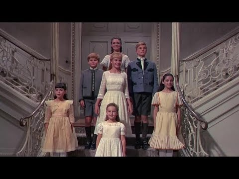 The Sound of Music - So Long, Farewell (The von Trapp children)