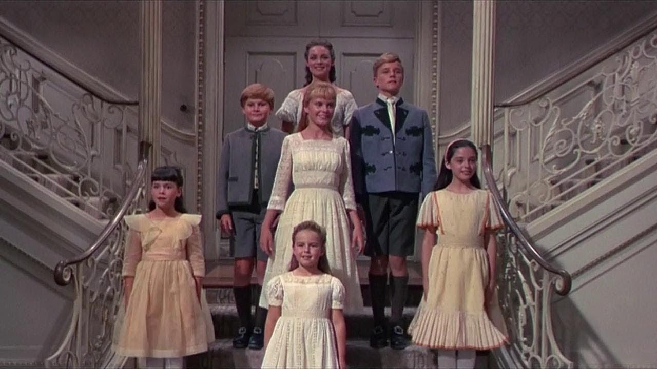 The Sound of Music - So Long, Farewell (The von Trapp children)