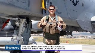 How Veterans Go From Combat to Wall Street