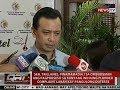 Sen. Trillanes Pinagmamadali ang Ombudsman sa pagproseso ng plunder compliant vs. Duterte