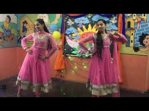 Kannulatho chusedi guruva song dance performance by vaishnavi & Yuvasri