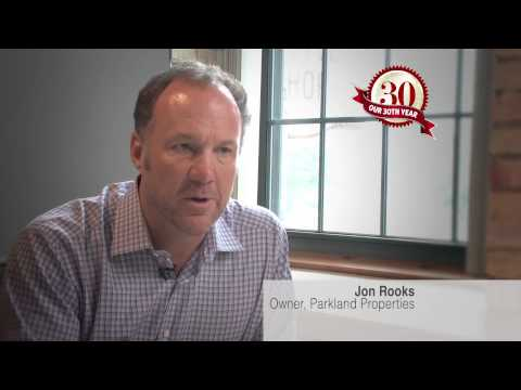 Grand Rapids Business Journal - 30 Years - Jon Rooks - Parkland Properties